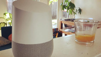 Google home device personal assistant privacy